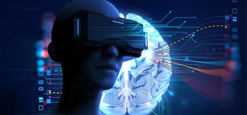 Virtual realty image