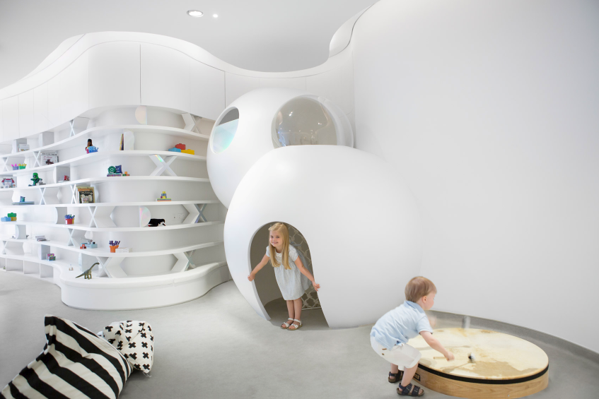Nursery of the Future
